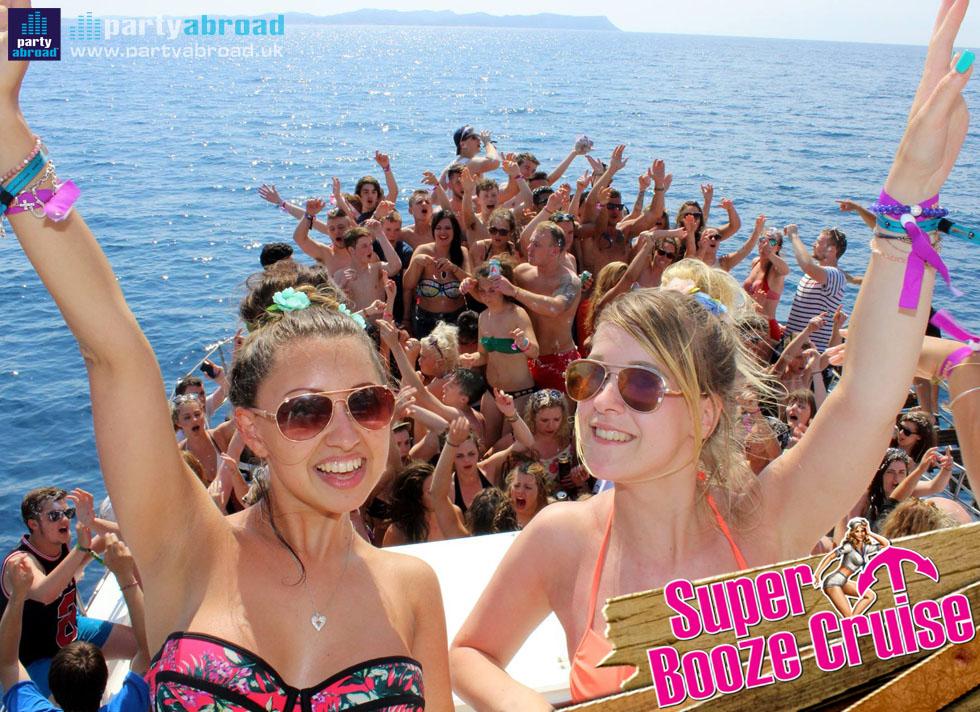 Super Party Boat Kavos