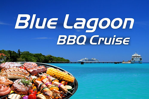 Blue Lagoon BBQ Cruise | Kavos Boat Trip | E-Ticket | Sep 2021