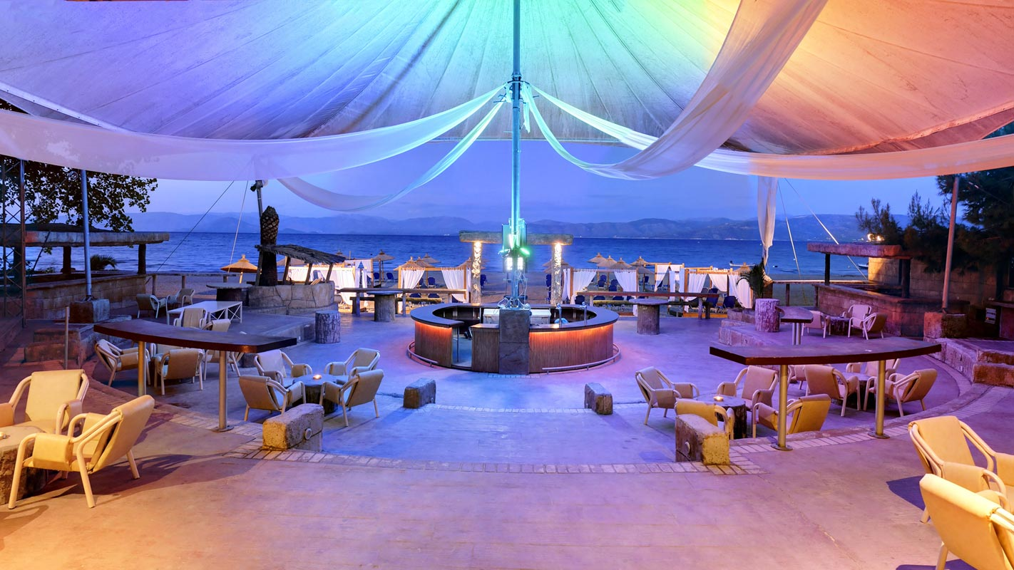Bamboo Beach Club | Sandstorm Party