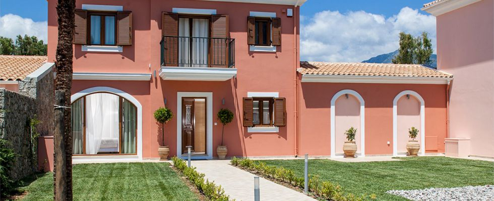 Greek Luxury Villas - Amazing Villas In Corfu - Villa Marcela II Dasia