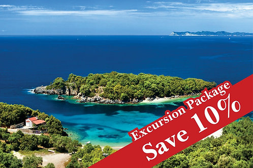 Kavos Excursions Package 2019