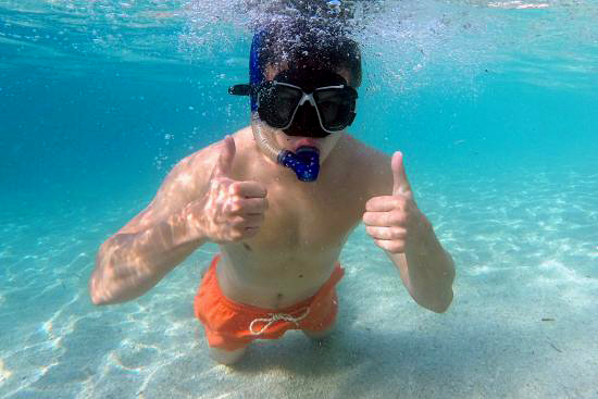 Kavos Snorkeling