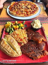 Perfect Mexican Dishes At Desperado's Restaurant In Kavos Corfu
