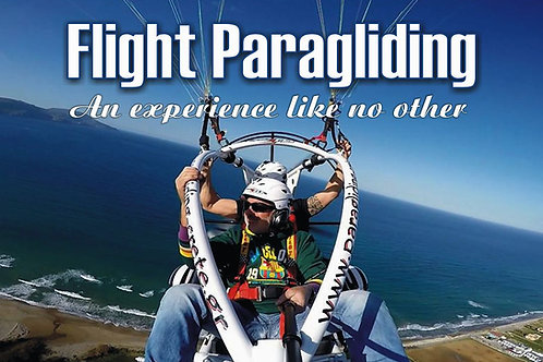 Kavos Flight Paragliding | Kavos Excursion | E-Ticket | June 2021