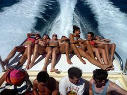 Luxury Speedboat Paxos
