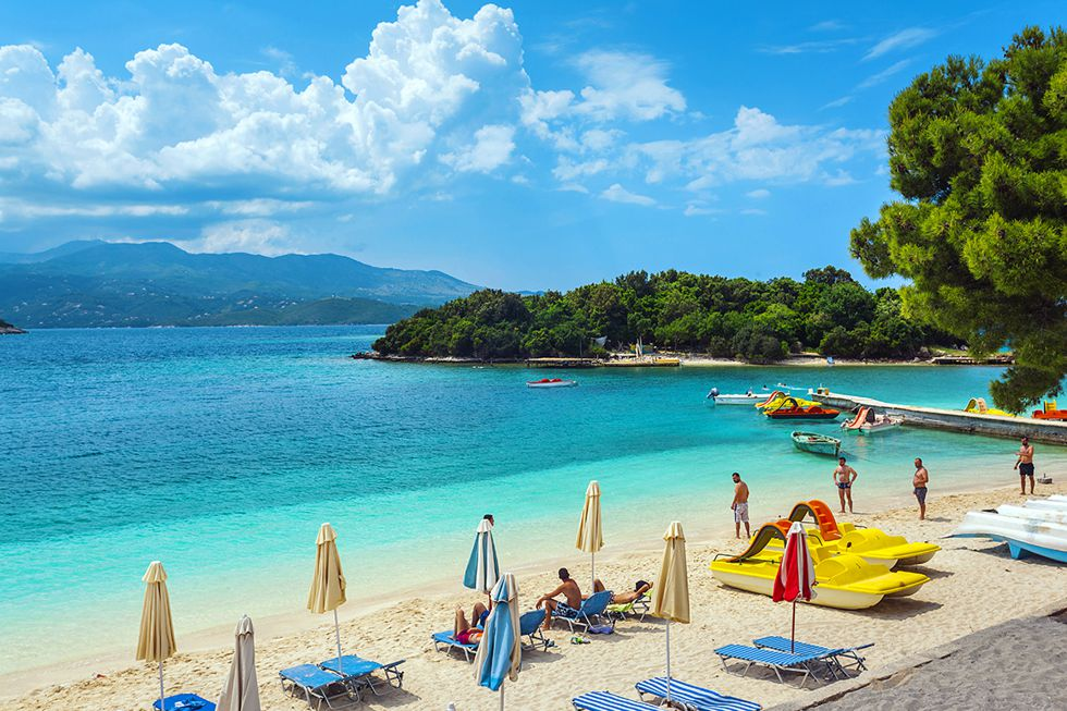 A Day In Albania - Kavos Corfu Excursion