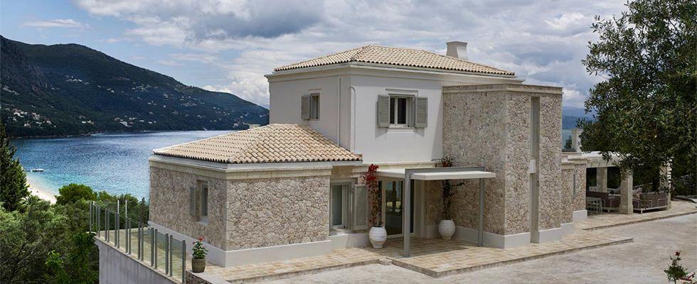 Quality Greek Villas - Luxury Accommodations In Corfu - Villa Conti In Barbati