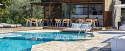 Messonghi Hotels - Accommodations In Corfu Greece - Ionian Eye Hotel Messonghi