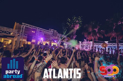 Super Paint Party Atlantis Kavos