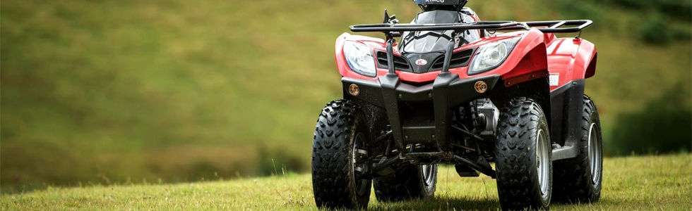 Kymco ATV Quad MXU 300 Kavos Bike Rental