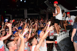 Frat Party Club Venue - Kavos Nightlife - Kavos Club Event
