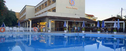 Gemini Hotel Messonghi Corfu - Rooms In Messonghi - Accommodations In Corfu Greece