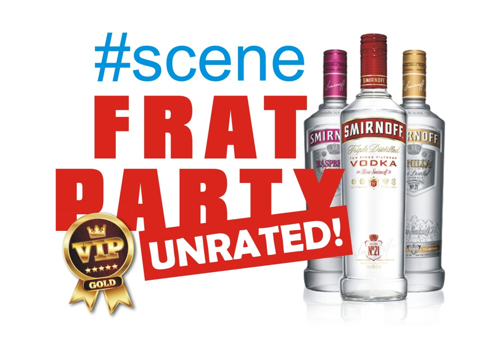 VIP Table - Scene Frat Party Unrated - Club Venue - Kavos Corfu