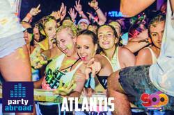 Kavos Summer Nights - Kavos Major Events - Kavos Massive Parties - Super Paint Party Atlantis Kavos
