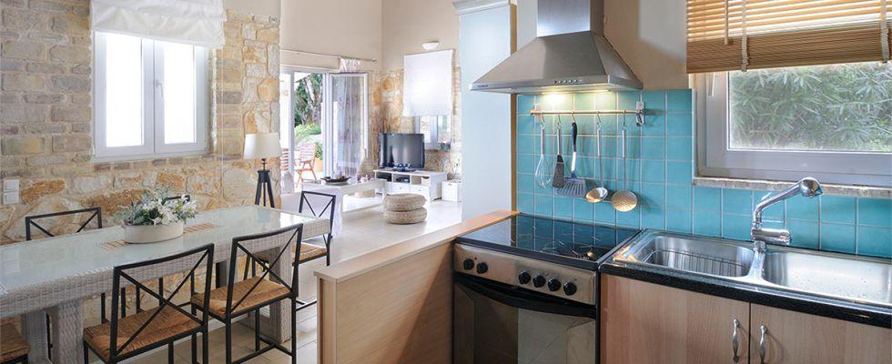 Beautiful Villas In Corfu - Villa Ricci Avlaki - Greek Luxury Villas