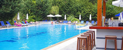 Hotels With Pool In Corfu Greece - Hotels With Pool In Kanoni Corfu - Hellinis Hotel Kanoni - Greek