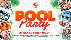 Island Pool Party Kavos Corfu | Island Beach Resort | Kavos Events | Kavos Pool Parties