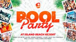 Kavos VIP Cabanas Island Pool Party