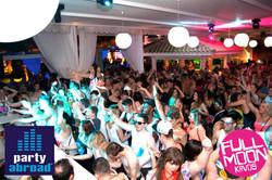 Kavos Parties - Kavos Events - Kavos Nightlife - Full Moon Party Kavos - Atlantis Beach Venue Kavos