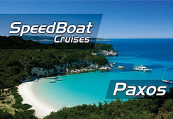 Kavos Excursions Speedboat Cruises To Pa