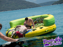 A Fun Day At Sea In Kavos - Party Up Booze Cruise Kavos Corfu