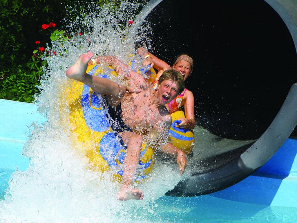 Aqualand Waterpark Kavos Corfu