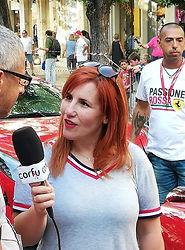 Ferrari Owners Club Passione Rossa Corfu