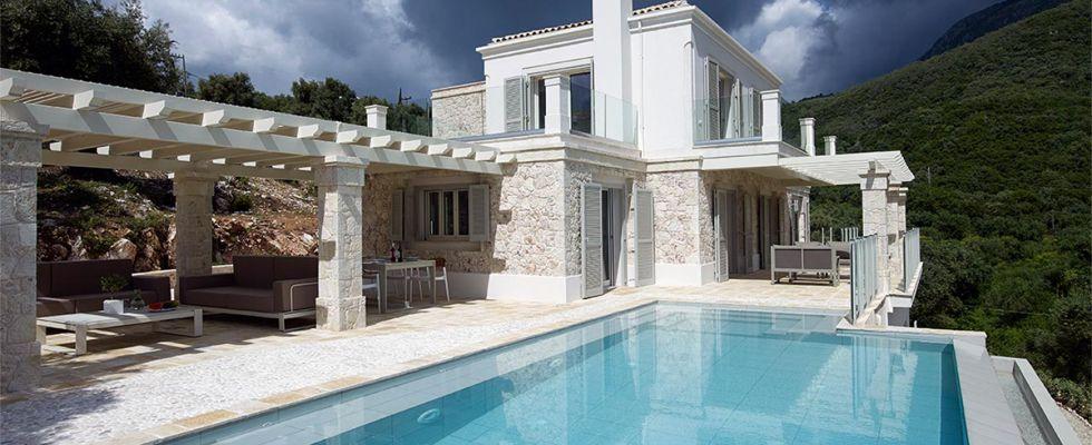 Corfu Luxury Villas - Amazing Villas In Greece - Villa Conti In Barbati Corfu