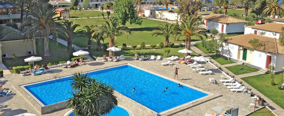 Top Places To Stay In Corfu - Best Hotels In Greece - Messonghi Beach Hotel
