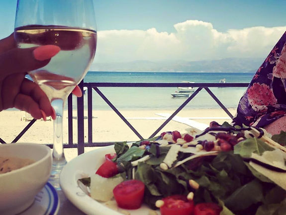 Falconera Seaside Restaurant Kavos Corfu - Quality Restaurants Kavos - Best Dining Experience Kavos - Best Place To Eat