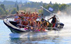 Kavos Crazy Speedboat