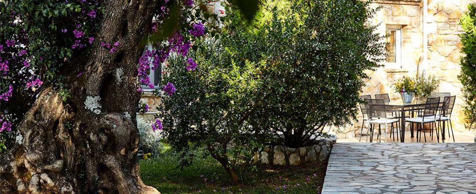 Luxury Villas In Corfu - The Best Villas In Greece - Villa Ricci Avlaki Corfu