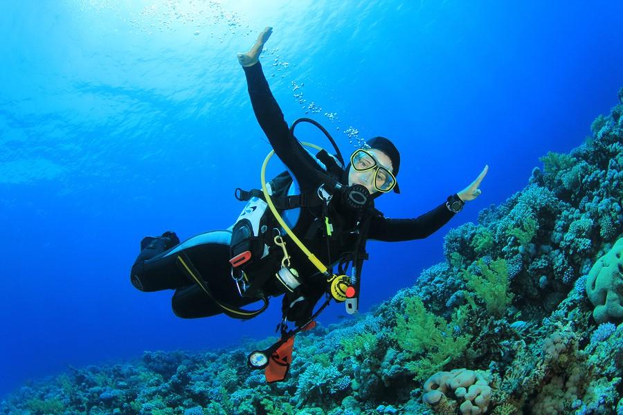 Kavos Scuba Diving - Kavos Sports - Kavos Activities - Explore Kavos Coast - Discover Kavos Underwat