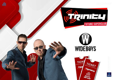 The Wideboys Trinity Event Kavos 2020.jp