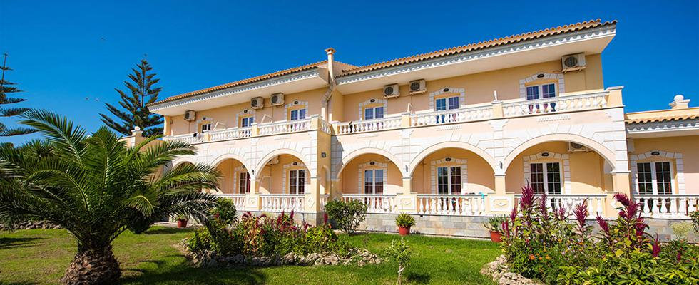 Erofili Hotel Kavos | Accommodations In Corfu | Kavos Rooms | Best Place To Stay In Kavos | Good Hotels In Kavos Corfu