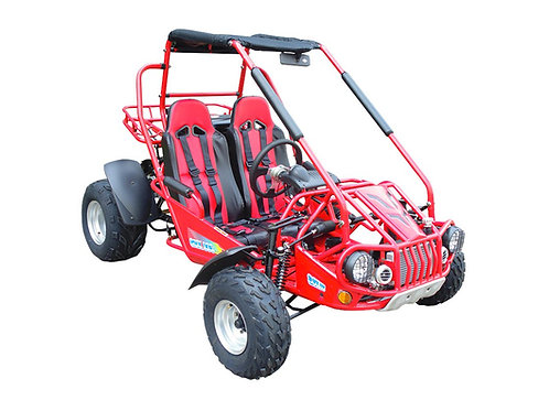 XRS UTV 100cc | Kavos Buggy Rental | August 2020
