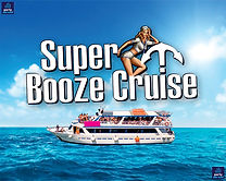 Super Booze Cruise Boat Party Kavos Cale