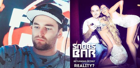 Jason P And Reality - Snobs Resident DJ And MC For 2017 | Kavos Nightlife | Kavos Bars | Kavos Dj Mc Duo | Ghetto Gentz In Kavos Corfu
