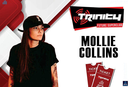 Mollie Collins | Trinity 2020 | Future Superclub Kavos | Wed 5th Aug | E-ticket