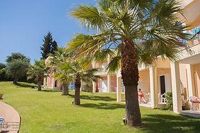 Kavos Accomodations | Olympion Village Hotel | Kavos Corfu
