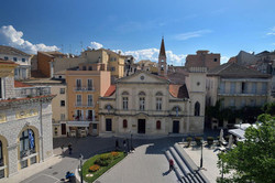 Corfu Town - Kavos Excursions - Grand Is