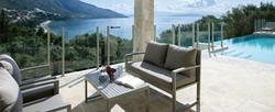 Villa With Amazing View In Corfu Greece - Villa Conti Barbati - Relaxing Accommodation In Corfu
