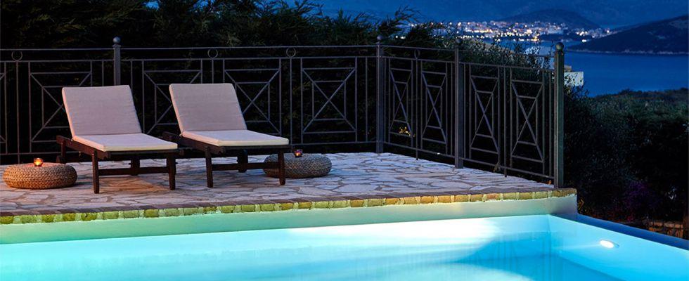 Stunning Villas In Corfu - Villa Ricci San Stefano - Luxury Greek Villas