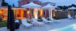 Best Accommodations In Corfu - Villa Marcela II Dasia - Greek Luxury Villas