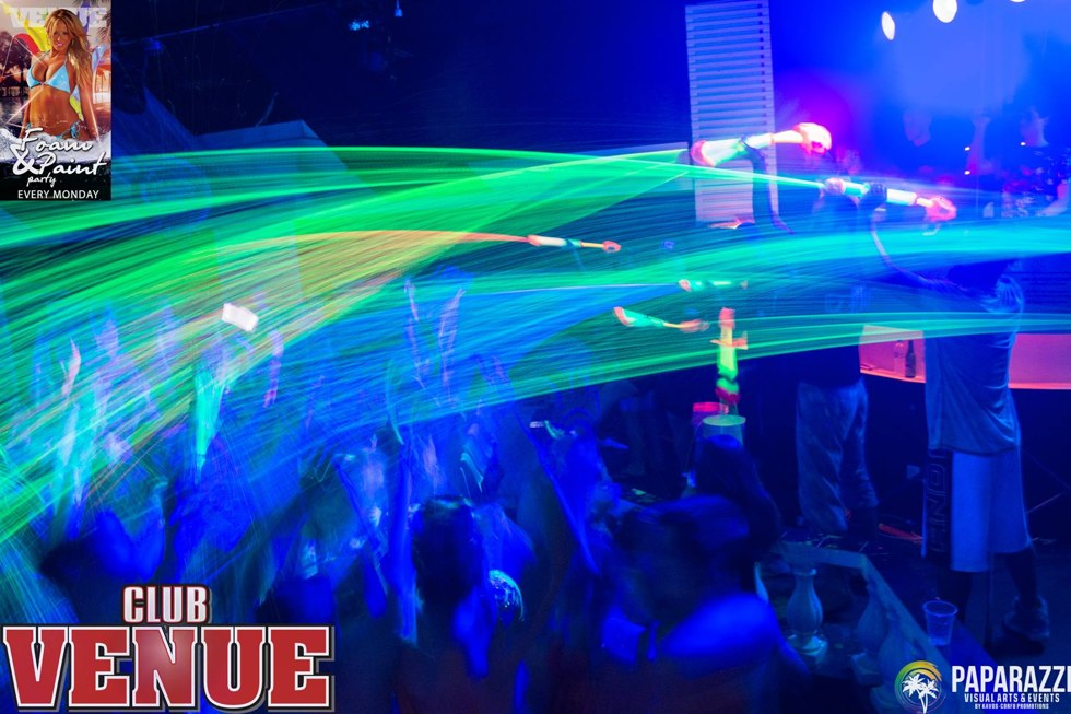 Foam And Paint Party Kavos - Club Venue - Kavos Club Nights - Kavos Corfu Night Life