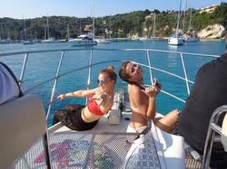 Luxury Speedboat Cruise To Paxos