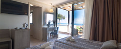 Bungalows In Corfu Greece - Messonghi Beach Hotel - Accommodations In Messonghi