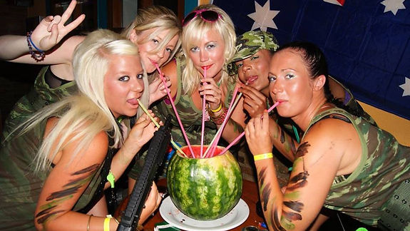 Famous-Melon-Drinks-Bar-TKDS-Rodneys-Kavos