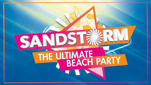 Sandstorm Beach Party | Kavos Corfu | Major Summer Event In Kavos | The Ultimate Beach Party