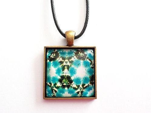 collier carré 25 mm C4
